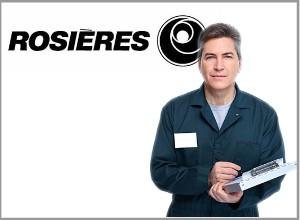 Servicio Técnico Rosieres en Madrid