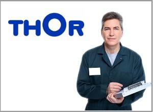 Servicio Técnico Thor en Madrid